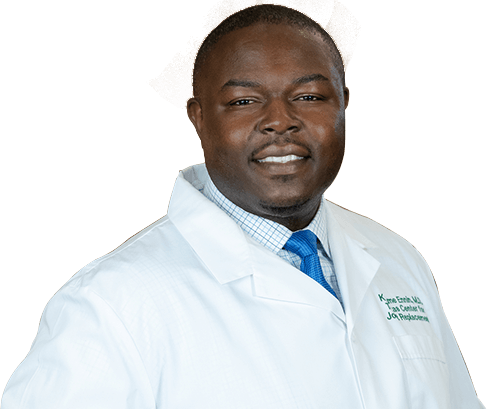 Kwame A. Ennin, MD - Board Certified in Orthopedics - Fellowship in Adult Reconstructive Surgery